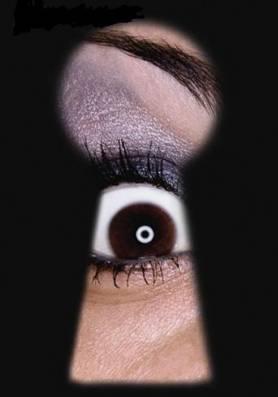 oeil-serrure